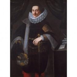 ESCUELA HISPANO-FLAMENCA S. XVI - XVII 'Caballero'