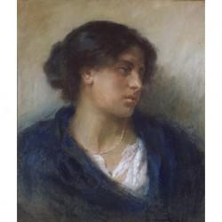 BATTAGLIA Alessandro (1870-1940) --ITALIANA-- 'Joven'