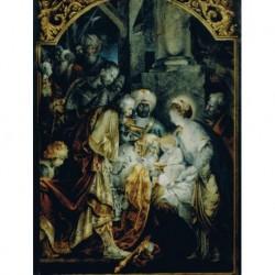 *'RUBENS Peter Paul' (1577-1640) --FLAMENCA-- ' La Adoración de los Magos en el Portal'