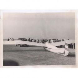 RETIRADA DEL PLANEADOR 'ARGENTINA' 24.7.1937