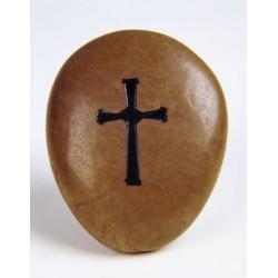 (T) JESUITICA, PIEDRA DE ORACION S. XVI IAOE 20 701 044