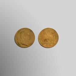 1 DUCADO AUSTRIACO 1915 ORO 23k