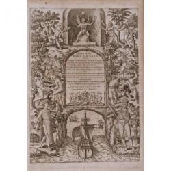 Theodore DE BRY LEODIENFE (1528-1598). Alemana.