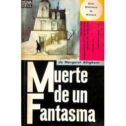 MUERTE DE UN FANTASMA (ALLINGHAM margatet)