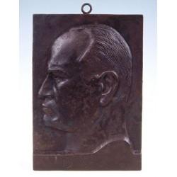 ANONIMO (Atribuido a Marino MARINI), bronce 'EL DUCCE'