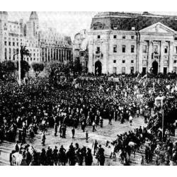 EVA PERÓN Y LA 'MARCHA DE LOS DESCAMISADOS' 18 DE OCTUBRE DE 1945, 'EL DÍA QUE NUNCA EXISTIÓ'