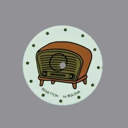 ESFERA BULOVA RADIO
